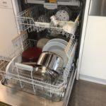 ミーレの食洗機を見ました
