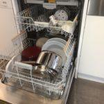パナソニックのラクシーナに食洗機ミーレは取りつくのか。注意点や値段は?